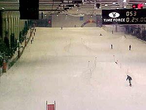Centro de esqui, xanadu