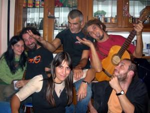 05- Alfredo y su banda