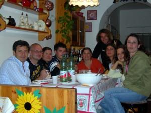 Claudia y los suyos