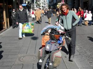 Pablo Garcia en Napoli