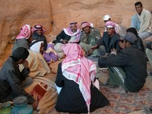 Tra beduini