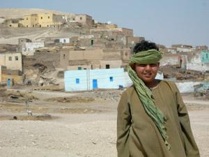 Margen oeste del Nilo
