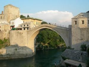 El puente de Mostar