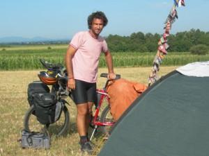 Pablo Garcia - Vuelta al mundo en bicicleta