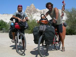 9 - En Capadocia