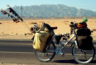 La bicicleta 2 y sus 60 kilos