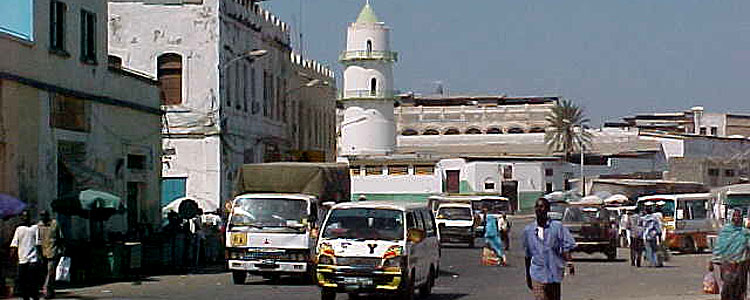 Djibouti city, looking for sponsors