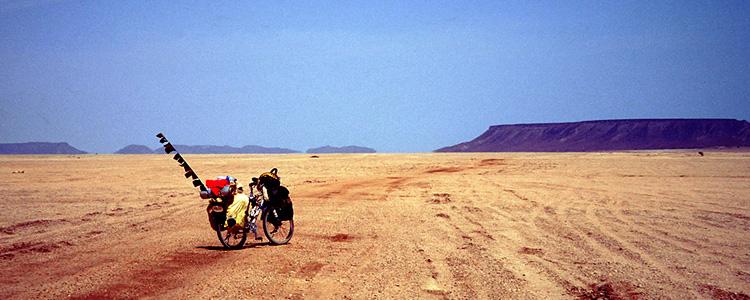 Perdido en el Desierto de Danakil – Djibouti