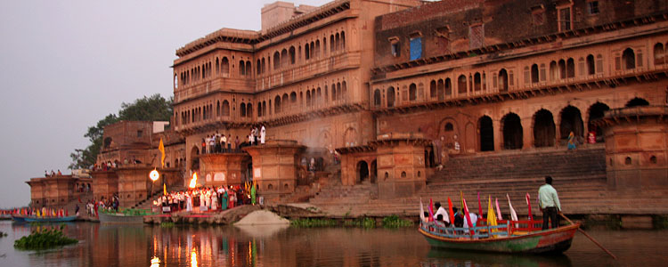Vrindavan, the holiest place