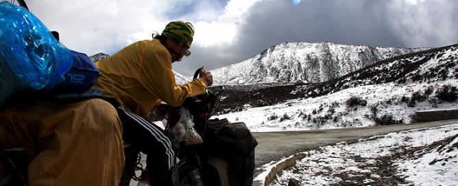 Pablo Garcia - Odisea en el Tibet