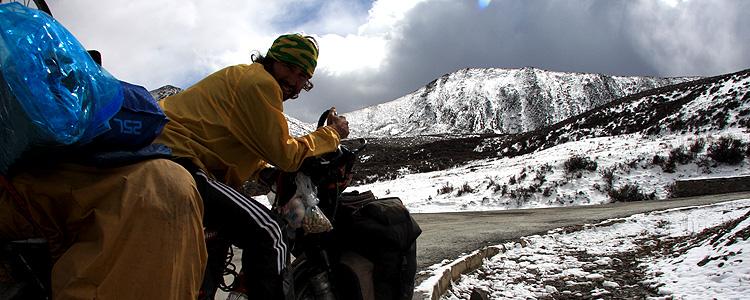 Odisea en el Tíbet