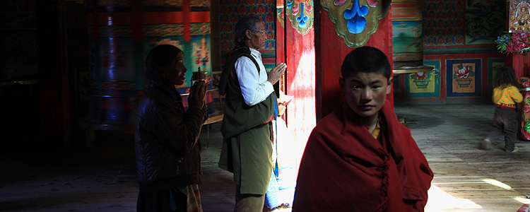 Litang and Tibetan Buddhism