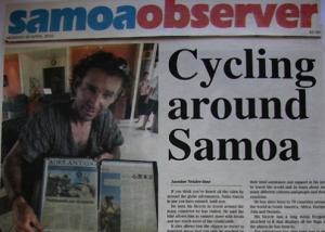 Samoa Observer