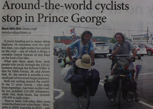 The Prince George Citizen