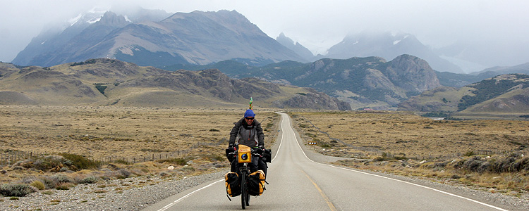 Argentinian Patagonia By Bike