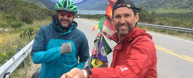 Bike tous in Patagonia
